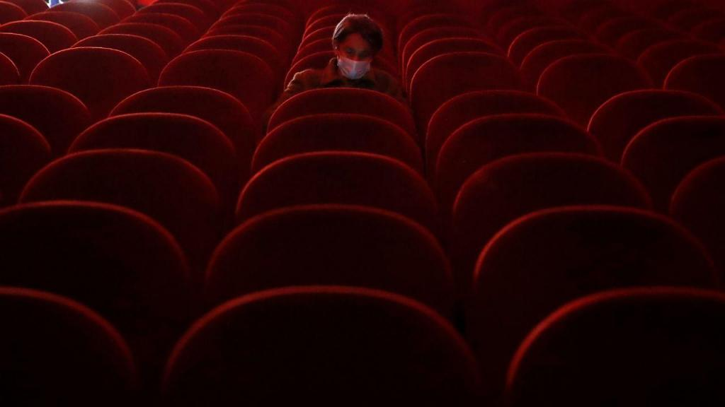 Cinema em tempos de pandemia