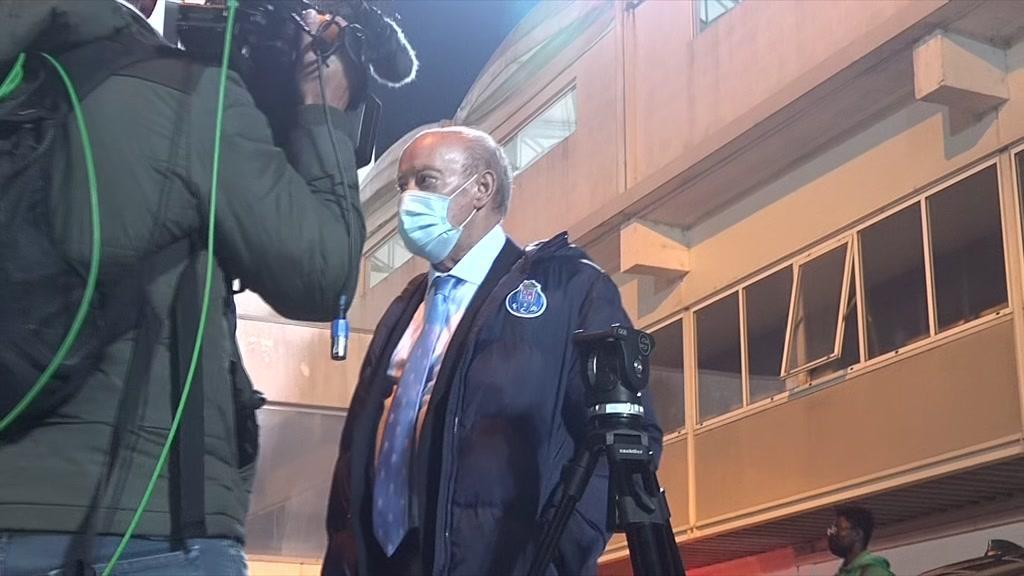 Repórter de imagem da TVI agredido após Moreirense-FC Porto