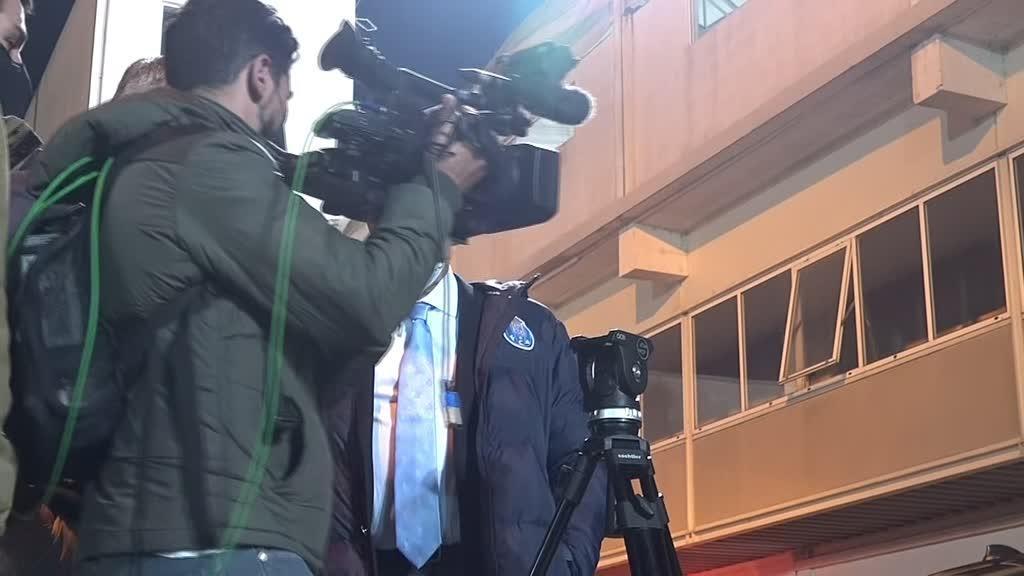 Novas imagens da agressão ao repórter de imagem da TVI
