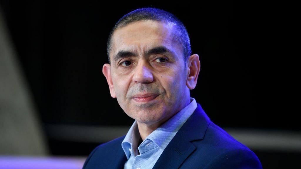 Ugur Sahin, cofundador da BioNtech