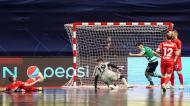 Liga dos Campeões de futsal (1/4 Final): Sporting-KPRF Moscovo (UEFA)