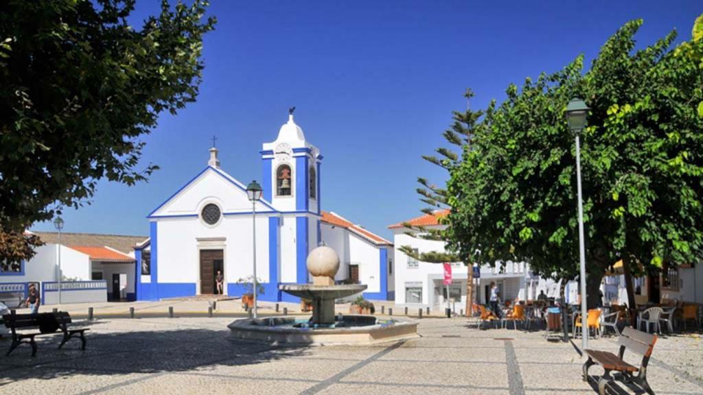 São Teotónio, Odemira