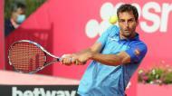 Albert Ramos-Vinolas eliminou Corentin Moutet (foto: Estoril Open)