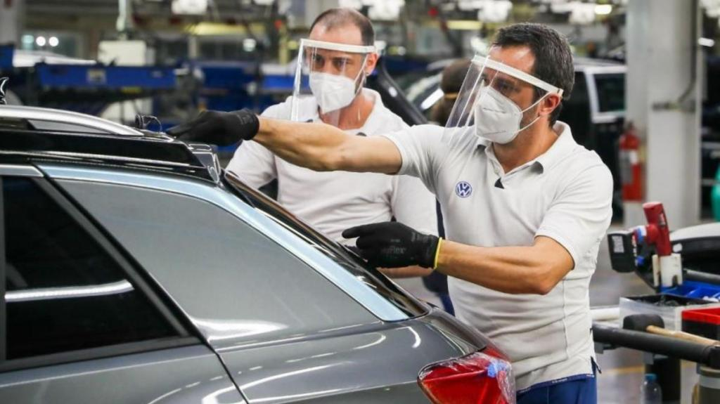 AutoEuropa Palmela - Produção Volkswagen