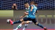 Meia-final entre Inter Movistar e Sporting (foto UEFA)