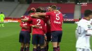 Golaço de Celik fecha vitória do Lille frente ao Nice