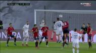 Os golos de Militão e Casemiro que deram a vitória ao Real Madrid