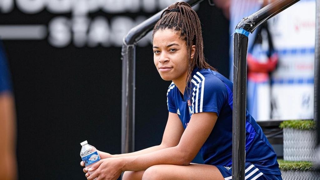 Jéssica Silva (Lyon)