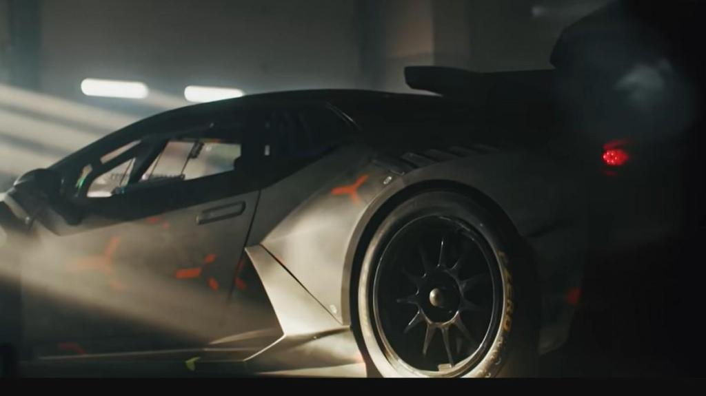 Lamborghini Squadra Corse Teaser 02