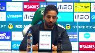 Amorim explica como João Pereira consegue ter rendimento «sem jogar»