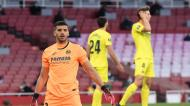 Arsenal-Villarreal (Lusa)