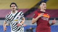 Roma-Man. United (Lusa)