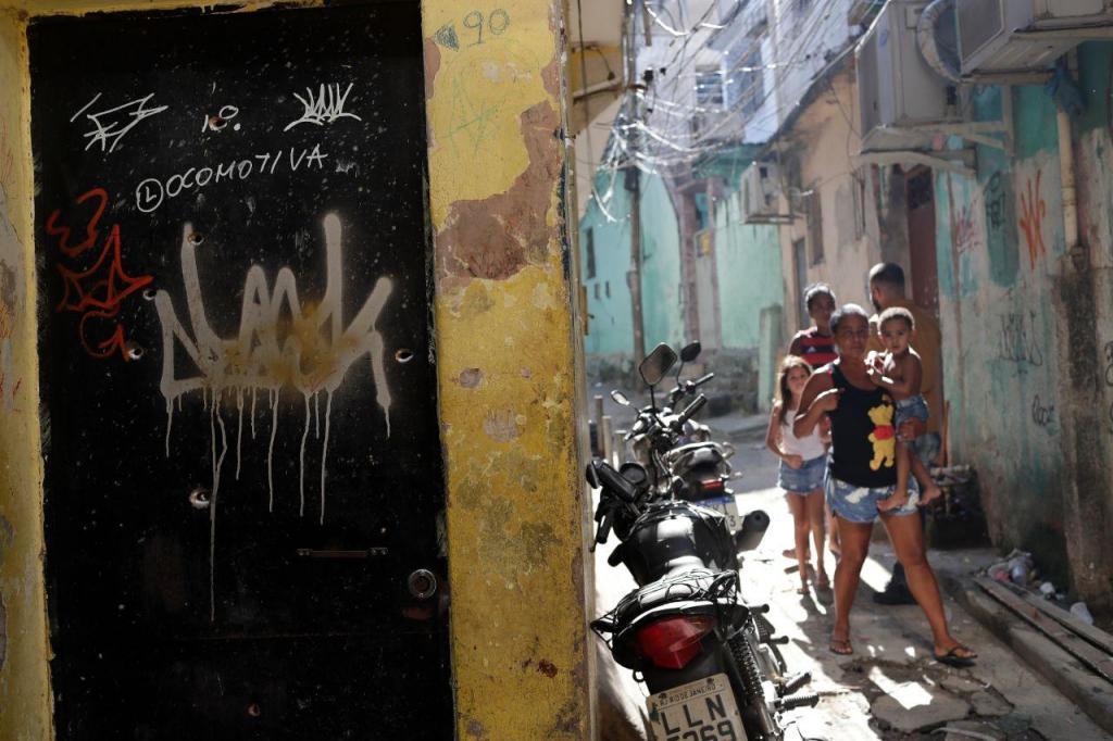 Megaoperação contra o tráfico de droga no Rio de Janeiro