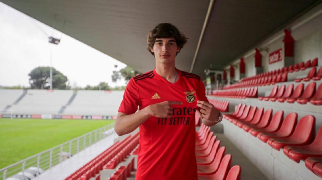 Hugo Faria (Cátia Luís / SL Benfica)