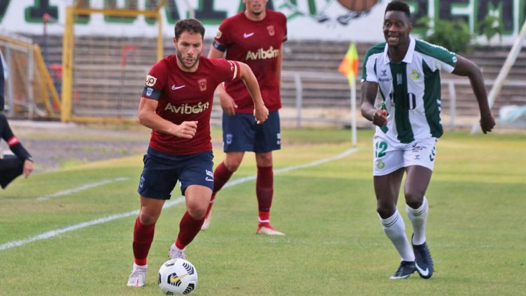 Fase de Acesso à II Liga: Vitória de Setúbal-U. Torreense (SCU Torreense)
