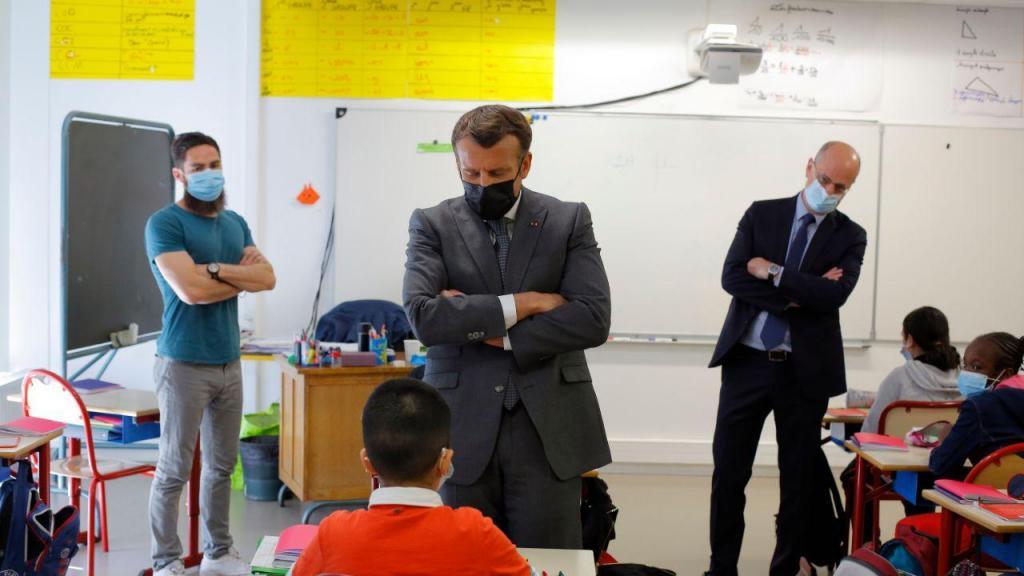 Ministro da educação francês