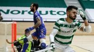 Sporting-Óquei Barcelos 2020/2021 (arquivo Sporting CP)