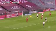 Bayern chega à goleada ainda antes do intervalo: o golo de Coman