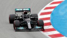Fórmula 1: Hamilton superioriza-se a Verstappen e vence em Espanha