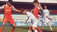 Fase de acesso à II Liga (série Norte): Trofense-Sp. Braga B (CD Trofense)