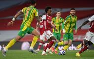 Arsenal-WBA