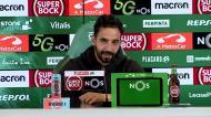 Amorim: «O Sporting é candidato ao título»