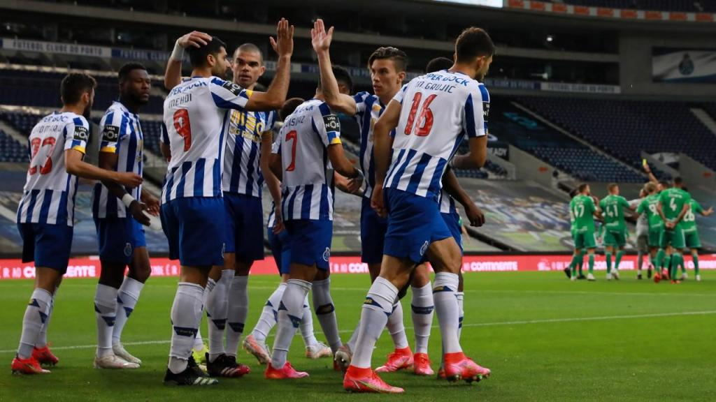 FC Porto-Farense