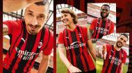 Novo equipamento Milan