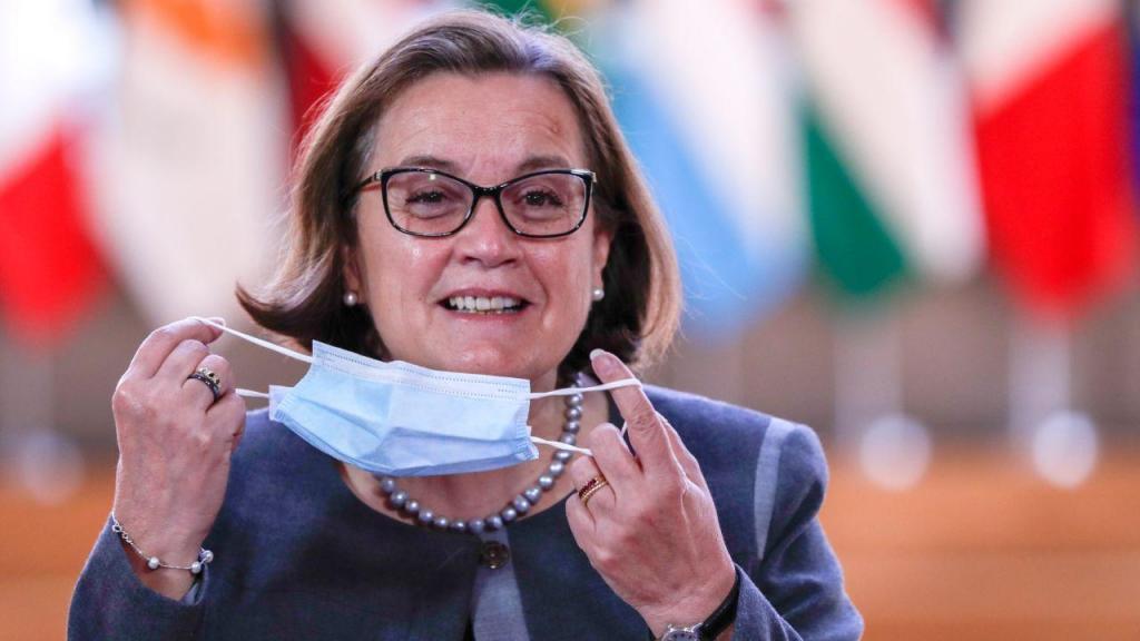 Ana Paula Zacarias, secretária de Estados dos Assuntos Europeus