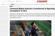 O que diz a imprensa internacional do título do Sporting