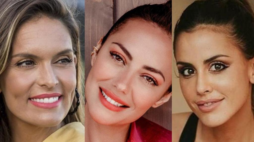 Diana Chaves, Sofia Ribeiro Carolina Patrocínio