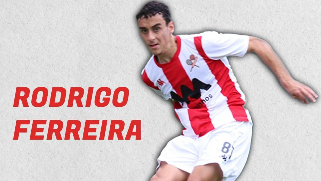 Rodrigo Ferreira renovou com o Leixões