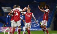 O Arsenal foi a equipa que mais investiu no mercado de transferências