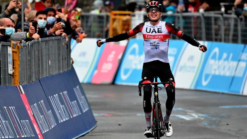 Joe Dombrowski (Massimo Paolone/LaPresse via AP)