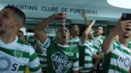 O filme do título do Sporting