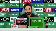 «Mais especial o título pelo Benfica ou pelo Sporting?» A resposta de Amorim