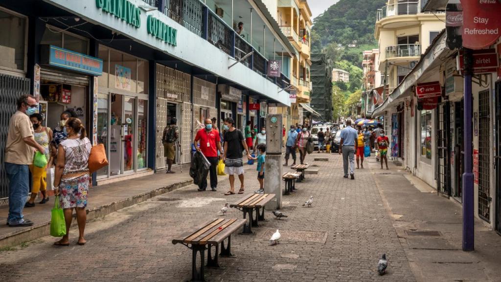 Covid-19 nas Seychelles