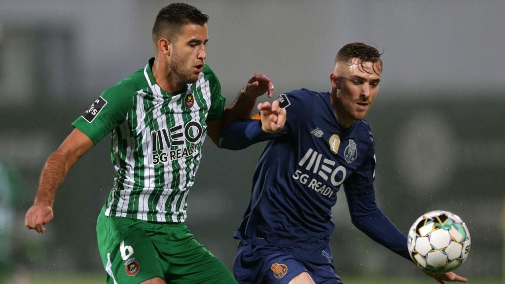 Rio Ave-FC Porto (Lusa)