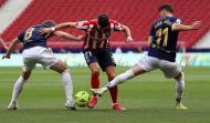 Atlético Madrid-Osasuna (LUSA)