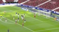 Atlético festeja golo, mas VAR troca as voltas à equipa de Félix