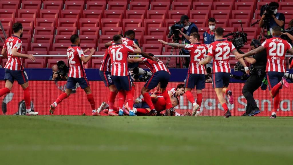 Atlético Madrid (AP Photo/Manu Fernandez)