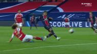 Defesa do Reims brinca com o fogo e Mbappé acaba com a festa: 2-0
