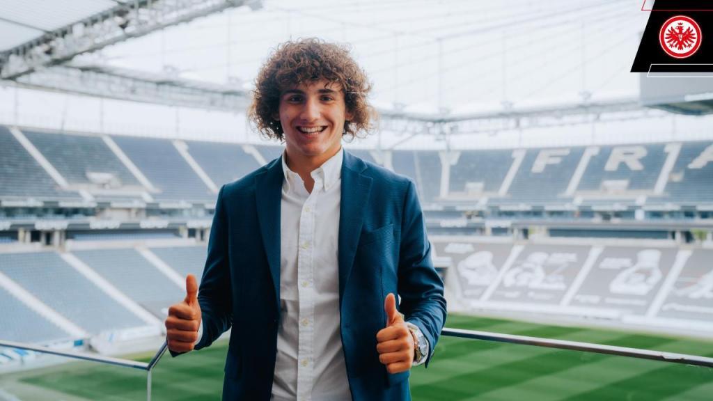 Fabio Blanco (Eintracht Frankfurt)