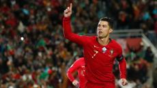 Cristiano Ronaldo alcança marca histórica no Instagram