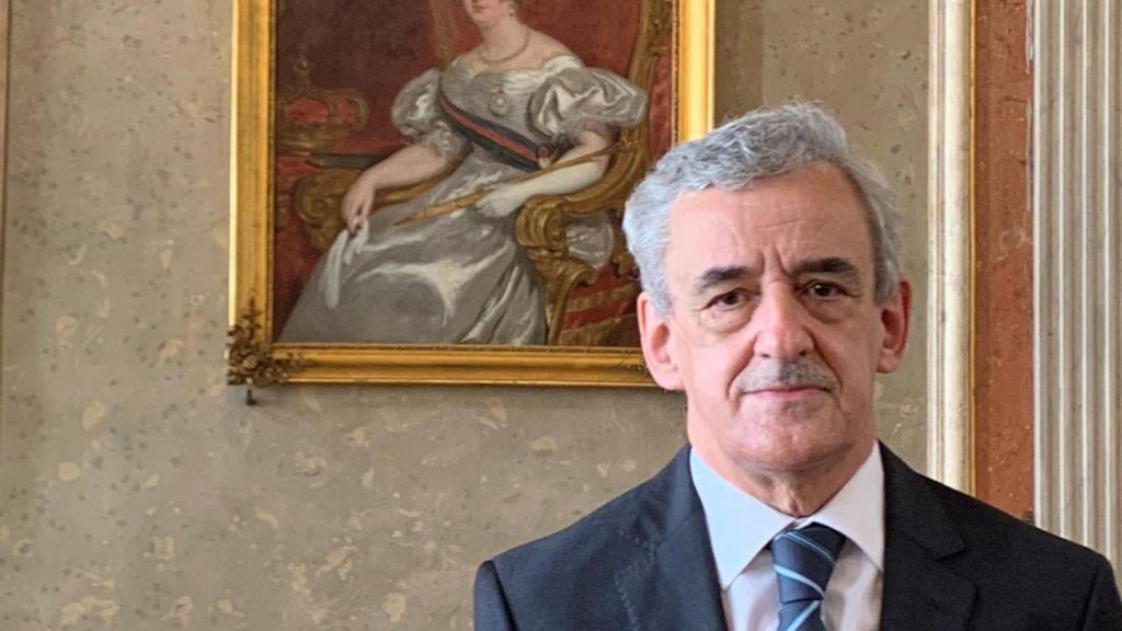 Henrique Araújo, presidente do Supremo Tribunal de Justiça