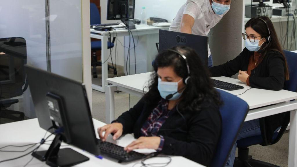 Centro de Contacto da Segurança Social