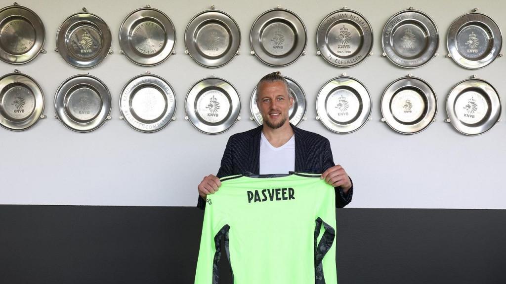 Remko Pasveer (foto Ajax)