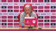 «Fora das quatro linhas, futebol português está pior do que quando saí»
