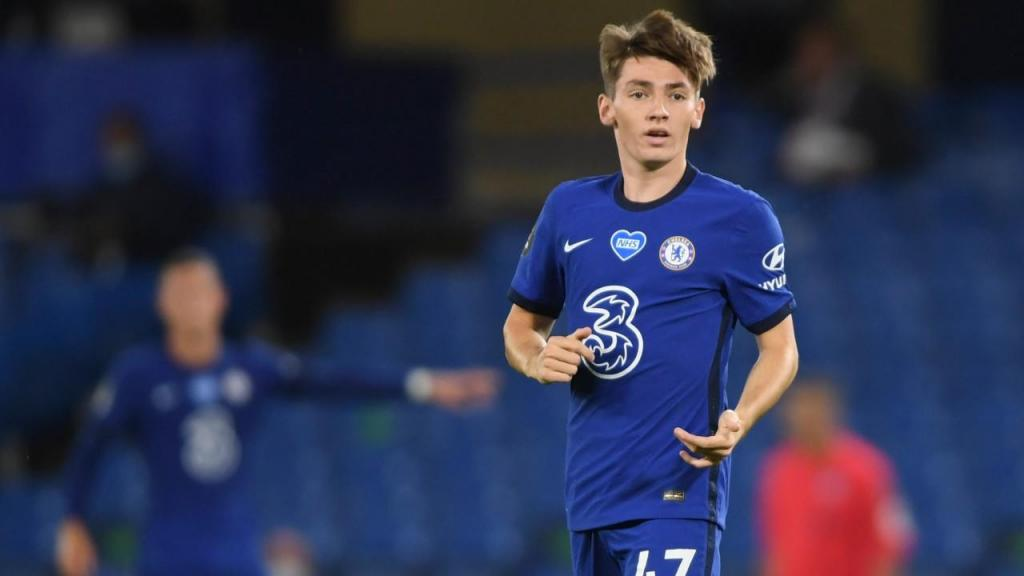 Billy Gilmour (AP)