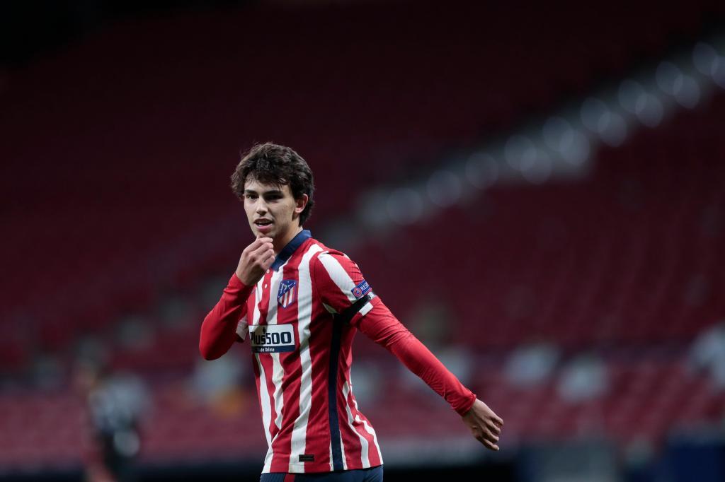 João Félix (AP Photo/Bernat Armangue)